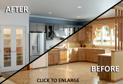 Electrical Contractor: Pilla Electric - Before & After